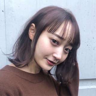 金崎 瑚能美さんのヘアスナップ