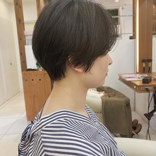 ショート ナチュラル 可愛い 大人可愛い ヘアスタイルや髪型の写真・画像