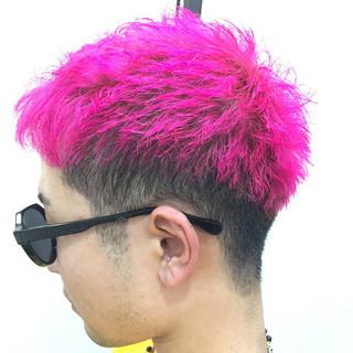 刈り上げ ショート モード ボーイッシュ ヘアスタイルや髪型の写真・画像