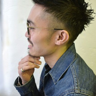 Daigo/Hashimotoさんのヘアスナップ