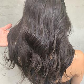 成人式 デート 黒髪 ナチュラル ヘアスタイルや髪型の写真・画像