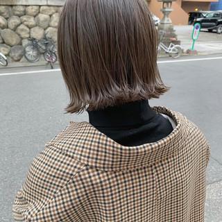 ベリーショート ショートボブ 切りっぱなしボブ ミニボブ ヘアスタイルや髪型の写真・画像