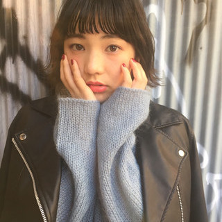 香西宏美(べいびい)さんのヘアスナップ