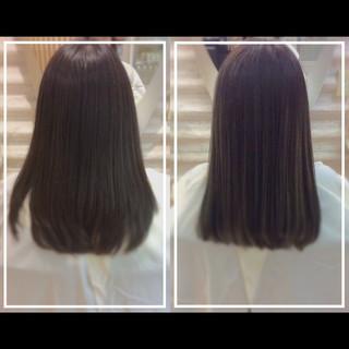 艶髪 大人ヘアスタイル ロング ナチュラル ヘアスタイルや髪型の写真・画像