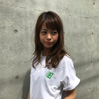 前川遼大さんのヘアスナップ