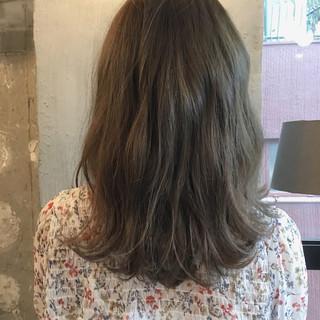 オフィス 女子会 リラックス 秋 ヘアスタイルや髪型の写真・画像