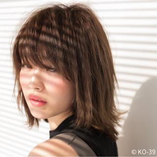 ナチュラル 大人女子 ゆるふわ モード ヘアスタイルや髪型の写真・画像