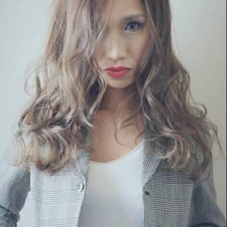 前髪あり セミロング ラフ かっこいい ヘアスタイルや髪型の写真・画像 ヘアスタイルや髪型の写真・画像