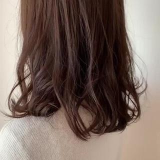 大人可愛い 簡単スタイリング ゆるふわ フェミニン ヘアスタイルや髪型の写真・画像