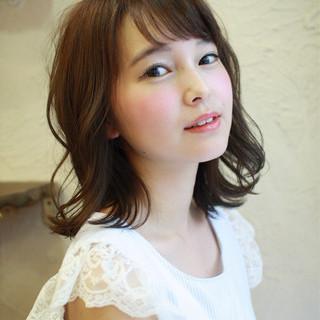 外国人風 ガーリー 色気 ピュア ヘアスタイルや髪型の写真・画像