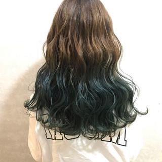 ガーリー ハイトーンカラー 外国人風カラー ホワイトカラー ヘアスタイルや髪型の写真・画像