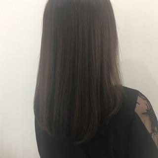 ミディアム ブラウン ショコラブラウン ブラウンベージュ ヘアスタイルや髪型の写真・画像 ヘアスタイルや髪型の写真・画像