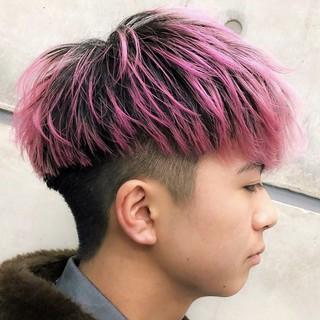 ショートヘア メンズスタイル 刈り上げ メンズショート ヘアスタイルや髪型の写真・画像