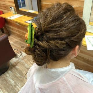 ハイライト バレイヤージュ ナチュラル グレージュ ヘアスタイルや髪型の写真・画像