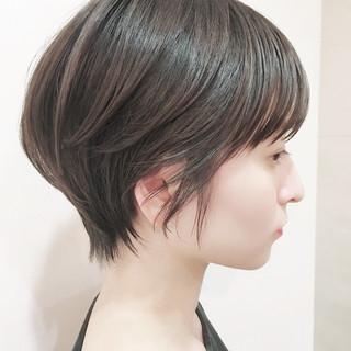 パーマ ひし形 ナチュラル ひし形シルエット ヘアスタイルや髪型の写真・画像