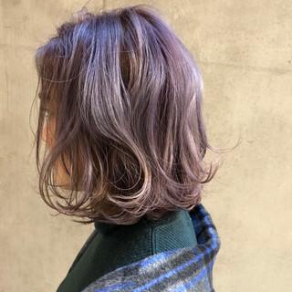 ベージュ 外ハネ ストリート 謝恩会 ヘアスタイルや髪型の写真・画像 ヘアスタイルや髪型の写真・画像