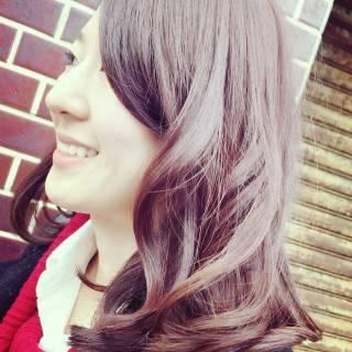 愛され 大人かわいい フェミニン 黒髪 ヘアスタイルや髪型の写真・画像