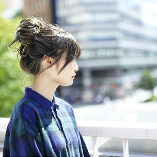 永窪万里さんのヘアスナップ