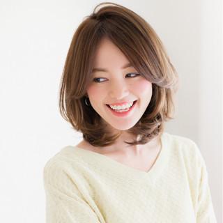 小顔 パーマ 大人かわいい デジタルパーマ ヘアスタイルや髪型の写真・画像