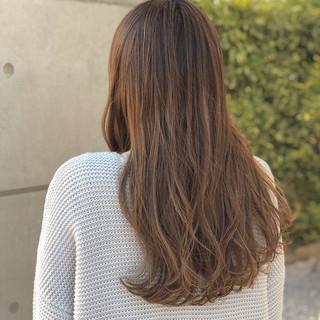 ハイライト デート フェミニン 大人かわいい ヘアスタイルや髪型の写真・画像
