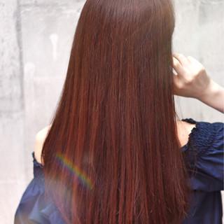 秋 フェミニン イルミナカラー 外国人風カラー ヘアスタイルや髪型の写真・画像