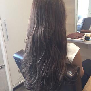 ハイライト ナチュラル 外国人風 渋谷系 ヘアスタイルや髪型の写真・画像