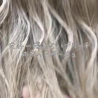 外国人 外国人風 外国人風フェミニン 外国人風カラー ヘアスタイルや髪型の写真・画像 ヘアスタイルや髪型の写真・画像