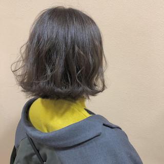 松岡暁さんのヘアスナップ