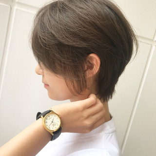 かっこいい 似合わせ ナチュラル ヘアアレンジ ヘアスタイルや髪型の写真・画像