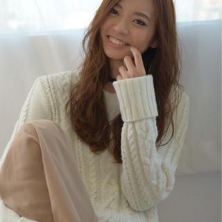 大人かわいい かっこいい 大人女子 ロング ヘアスタイルや髪型の写真・画像