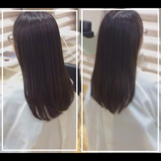 髪質改善 大人ヘアスタイル 艶髪 ナチュラル ヘアスタイルや髪型の写真・画像
