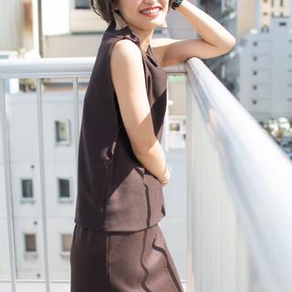 大人かわいい 外国人風 ナチュラル 色気 ヘアスタイルや髪型の写真・画像