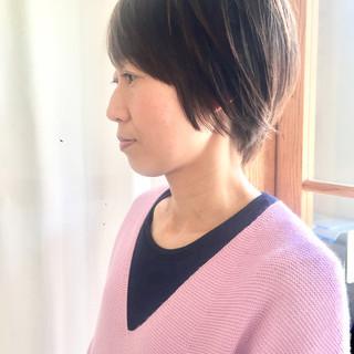 かっこいい オフィス 大人女子 コンサバ ヘアスタイルや髪型の写真・画像