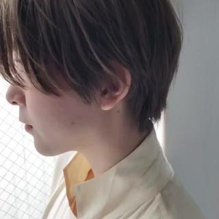 フェミニン アウトドア ショート ヘアアレンジ ヘアスタイルや髪型の写真・画像