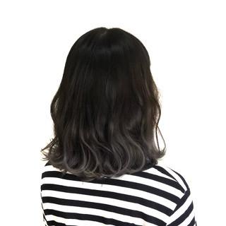 大人女子 透明感 ボブ 外国人風 ヘアスタイルや髪型の写真・画像