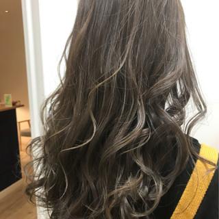ハイライト 外国人風 透明感 デート ヘアスタイルや髪型の写真・画像