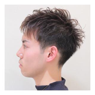 ボーイッシュ 爽やか メンズ マッシュ ヘアスタイルや髪型の写真・画像