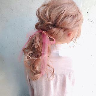 大人女子 簡単ヘアアレンジ ヘアアレンジ ショート ヘアスタイルや髪型の写真・画像