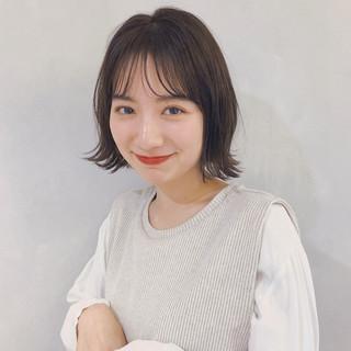 豊田楓さんのヘアスナップ