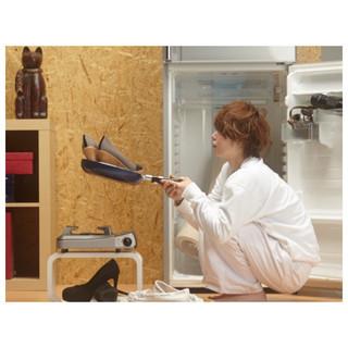 ハイトーン ショート ハイライト ナチュラル ヘアスタイルや髪型の写真・画像