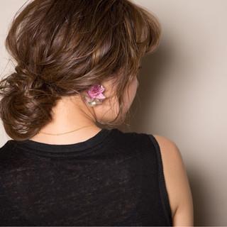 ゆるふわ ガーリー フェミニン 外国人風 ヘアスタイルや髪型の写真・画像