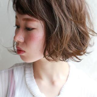 こなれ感 ナチュラル 小顔 大人女子 ヘアスタイルや髪型の写真・画像
