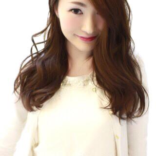 ロング 大人女子 コンサバ 大人かわいい ヘアスタイルや髪型の写真・画像