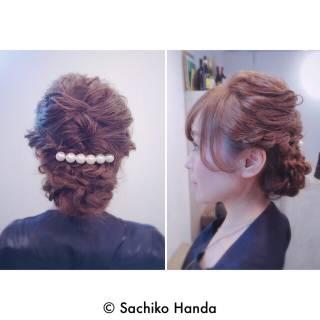 モード ウェットヘア ウェーブ ストリート ヘアスタイルや髪型の写真・画像