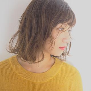 高月 京子さんのヘアスナップ
