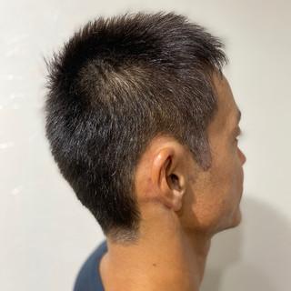 メンズカラー メンズヘア メンズカット メンズスタイル ヘアスタイルや髪型の写真・画像