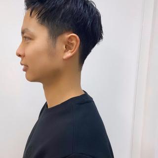メンズスタイル メンズショート メンズヘア メンズカジュアル ヘアスタイルや髪型の写真・画像