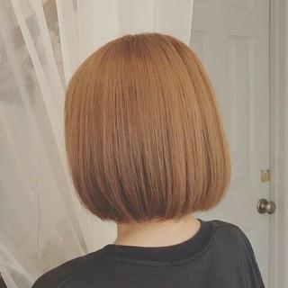 ボブ 秋 フェミニン 冬 ヘアスタイルや髪型の写真・画像 ヘアスタイルや髪型の写真・画像