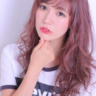 色気 愛され アンニュイ かわいい ヘアスタイルや髪型の写真・画像 ヘアスタイルや髪型の写真・画像