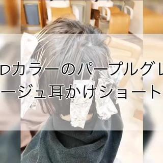 miyaさんのヘアスナップ